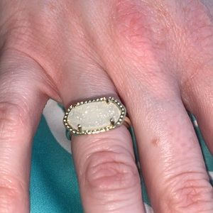 Kendra Scott - Ella ring rare!!